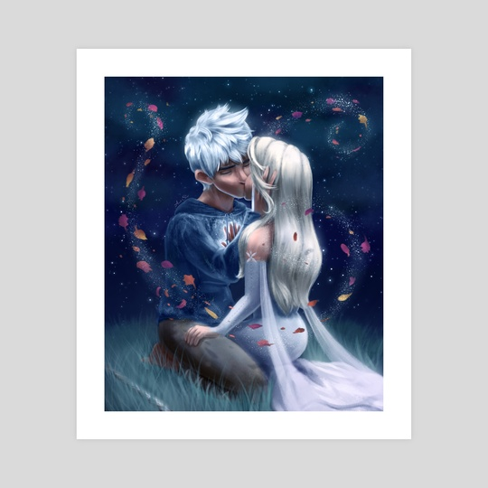 Moonlight Kiss by The Arctic Scarf
