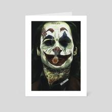 Joker prince - Art Card by Ephrem Rokk