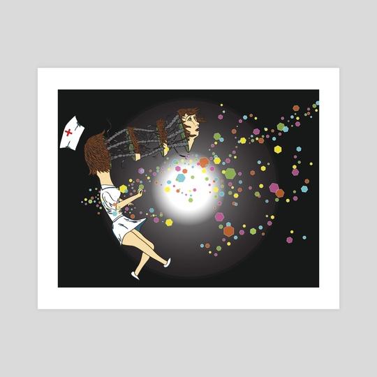 Nirvana by soulZa illustration