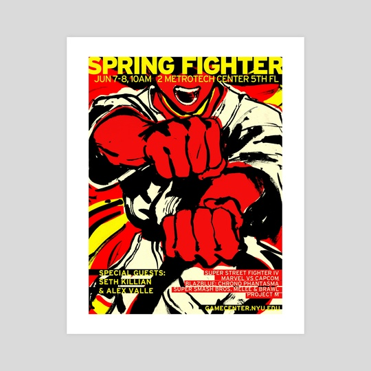 Spring Fighter 2014 by rvsa