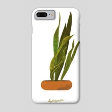 House Plants 2 - Phone Case by Leyton Parker