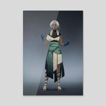 Zakaria - Acrylic by Apeiros World