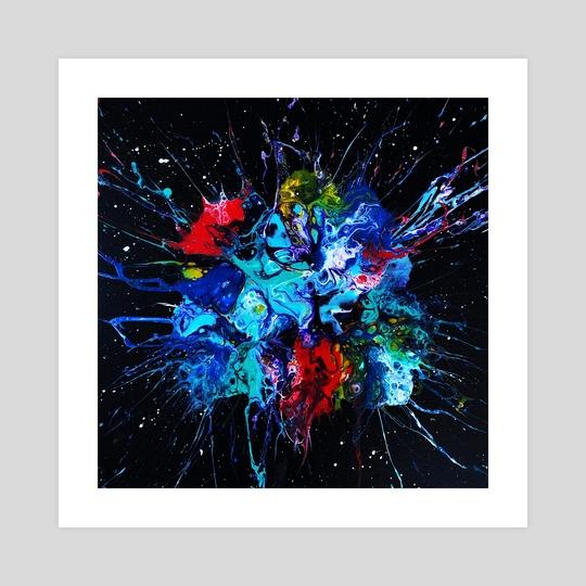 Supernova by Aaron Marczi