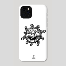 A Beholder  - Phone Case by Shelby Ulibarri