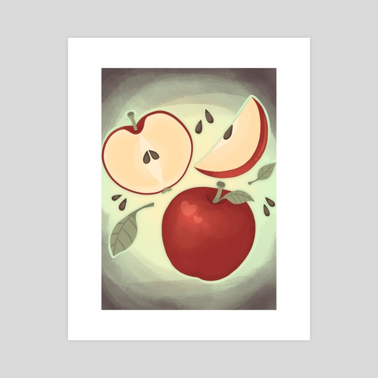 Apples  by Taylor  Poppy