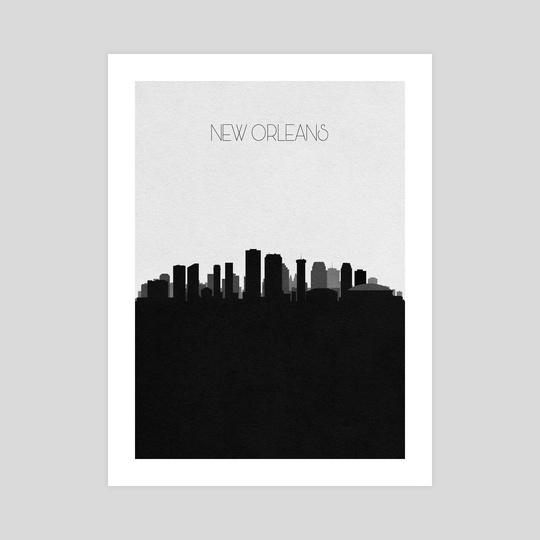 New Orleans by Deniz Akerman