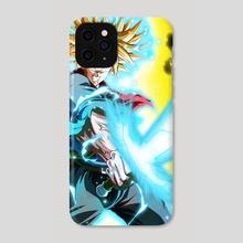 Trunks Ikari - Phone Case by CHYTWO ART