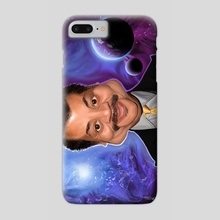 Neil deGrasse Tyson - Phone Case by Priyatham Sri