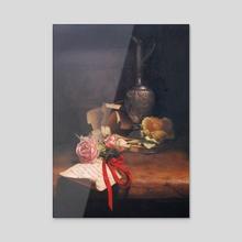 Fiorenza - Acrylic by Kristina Gehrmann