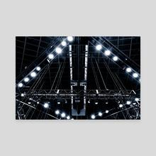 show time 06 - Canvas by noir blanc777