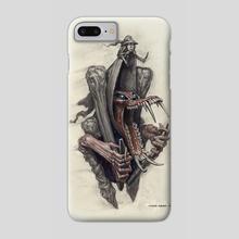 Ojiplasi Korono - Phone Case by Charles Lister