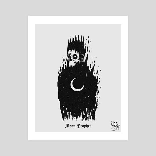 Moon Prophet by Tony Kei