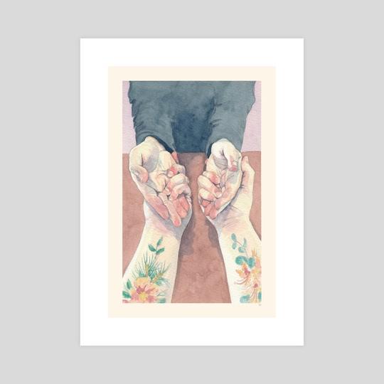 Hands by Sara Eileen Hames