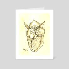 Hey-o Sego - Art Card by Chella McLelland