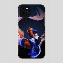 A Moving Work of Art - Phone Case by Kurt Chang