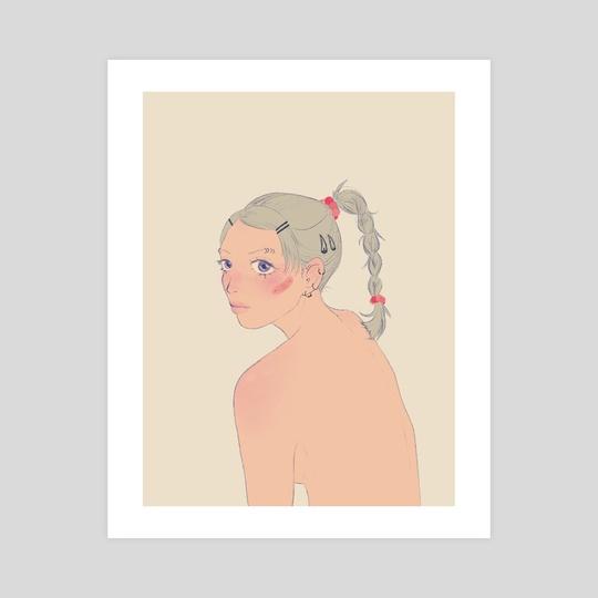 tough girl by Amity Miyabi