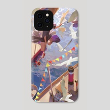 Delivery - Phone Case by awanqi