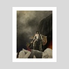 Perseus - Art Print by Xav DRAGO