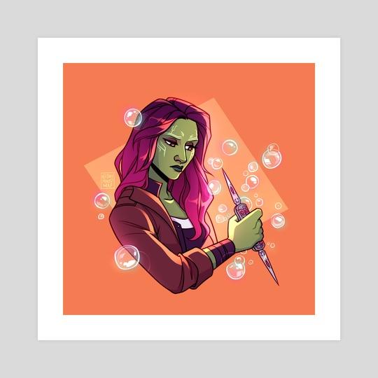 Gamora by Minty