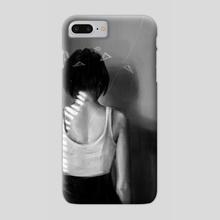 Shadow - Phone Case by Anwaar Alshehab