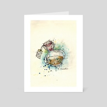 Magic Potion - Art Card by Marina Veselinovic