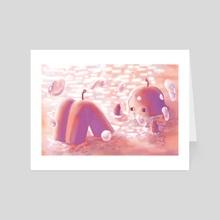 conscience2 - Art Card by csooooong