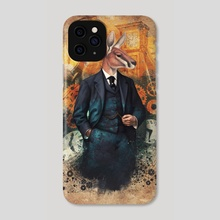 The Watchmaker - Phone Case by Adventice