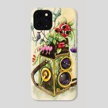 Camara terrarium - Phone Case by Josy Arteaga