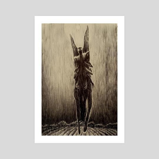 The Mothman by Marisa Bruno