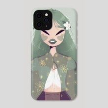 Mother Earth - Phone Case by Nasus Lee