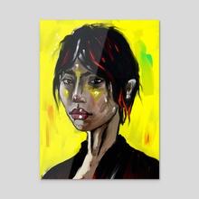 Japan - Acrylic by alaa lotfy