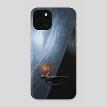 Signal Loss - Phone Case by Jason Farmer