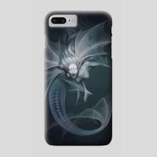 Deepsea Predator - Phone Case by Ester Zejn