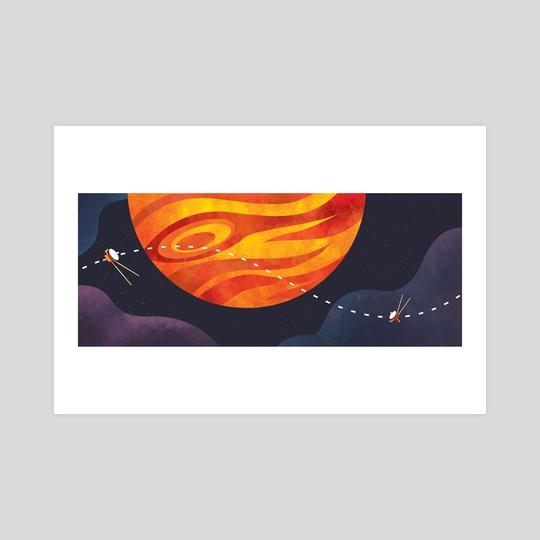 Jupiter by Maggie Brooks