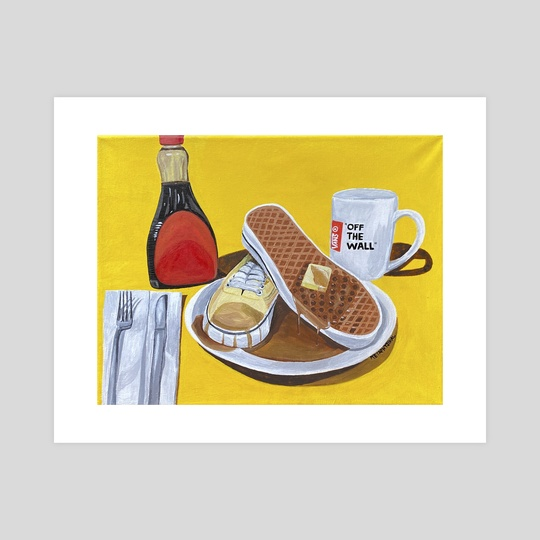 Vans Waffles by Metaphysikal