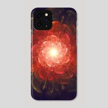 Rose Nebula - Phone Case by Amy M Art Studio