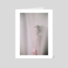 Veil - Art Card by Jovana Rikalo