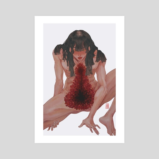 flesh by daifei