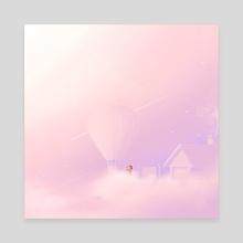 Home - Canvas by Gummy Illustration