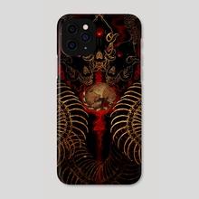 Fear - Phone Case by Simhanada Gaither