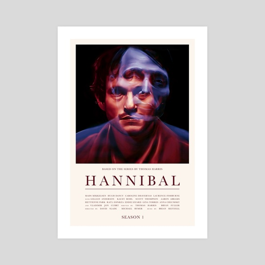 Hannibal - Season 1 by Carina Tous