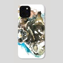 Koala And Joey 2 - Phone Case by Tracie MacVean