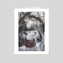Winter Magic - Art Card by Kimberly AF
