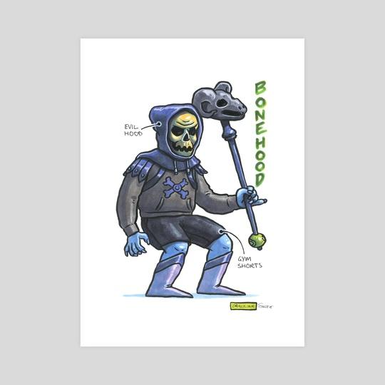 Bonehood by Ugly Ink