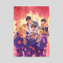 ouran - Canvas by loveariddle