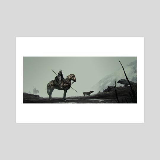 hunter by Andrei Riabovitchev