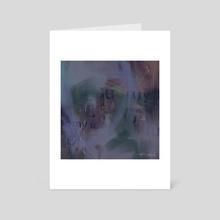 No. 20 - Art Card by Rbennettz
