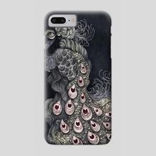 Peacock - Phone Case by Sara Blake