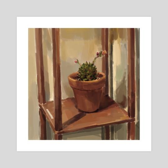 Cactus #8 by Eric Paints