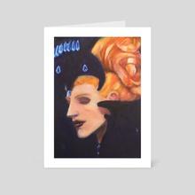Black Magic - Art Card by Paul Geronimos